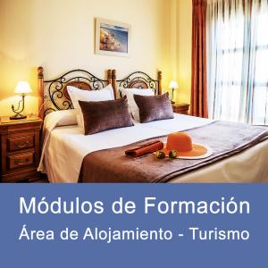 Módulos de Formacion Area de Turismo
