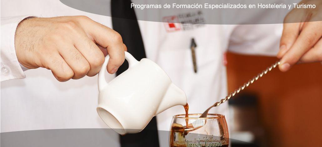 Formacion profesional en Hosteleria y Turismo